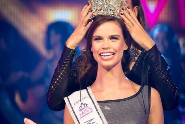 Nicky Opheij - Miss Nederland 2017