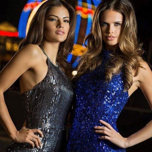 Nikcy Opheij - Miss Universe
