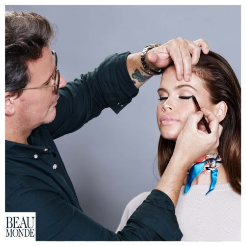 Miss Nederland 2017 - Beau Monde shoot met Nicky Opheij en Leco