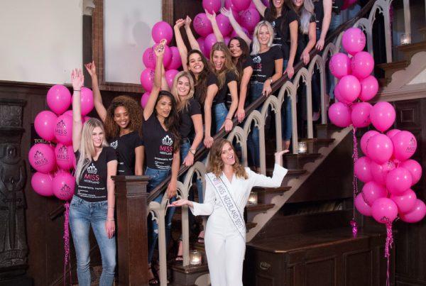Miss Nederland 2018 De 12 finalisten